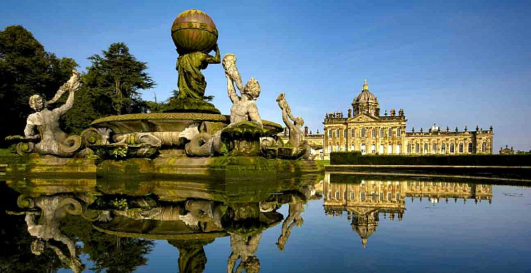 Attractions - Castle Howard