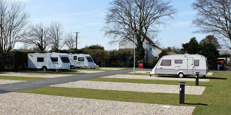 Touring Caravans - Brompton Fields 1