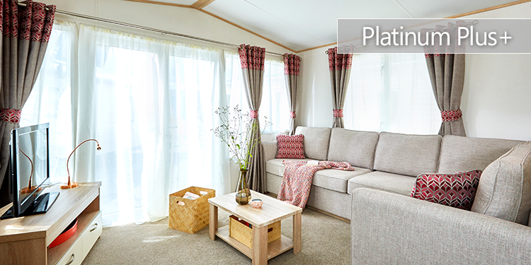 Platinum Plus Holiday Home| Lounge