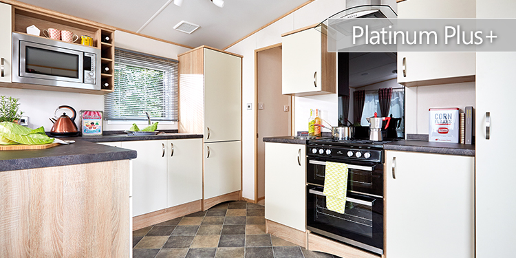 Platinum Plus Holiday Home| Kitchen