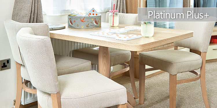Platinum Plus Holiday Home| Dining