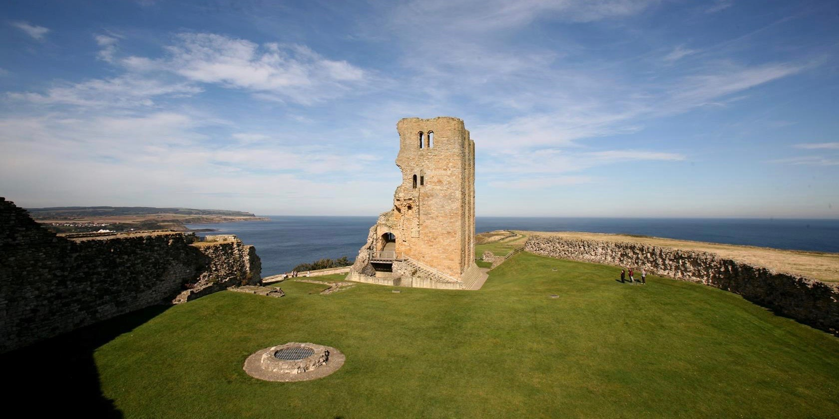 Scarborough's Medieval Castle
