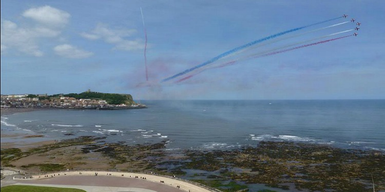 Scarborough Armed Forces Day