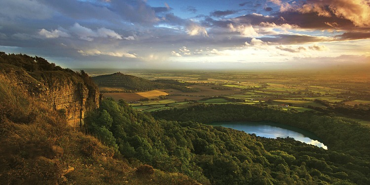 This is Yorkshire - View from Sutton Bank