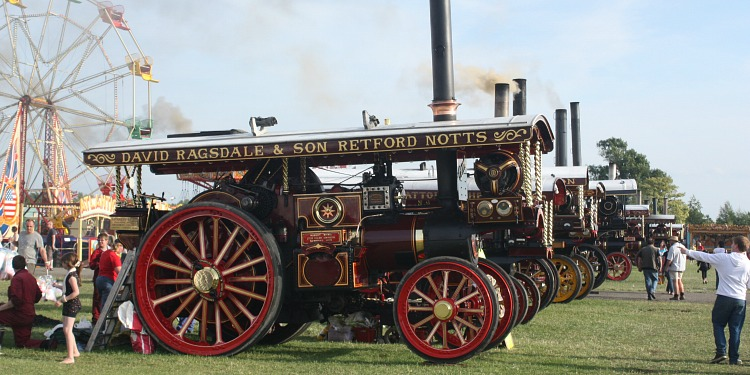 Pickering Traction Engine Rally