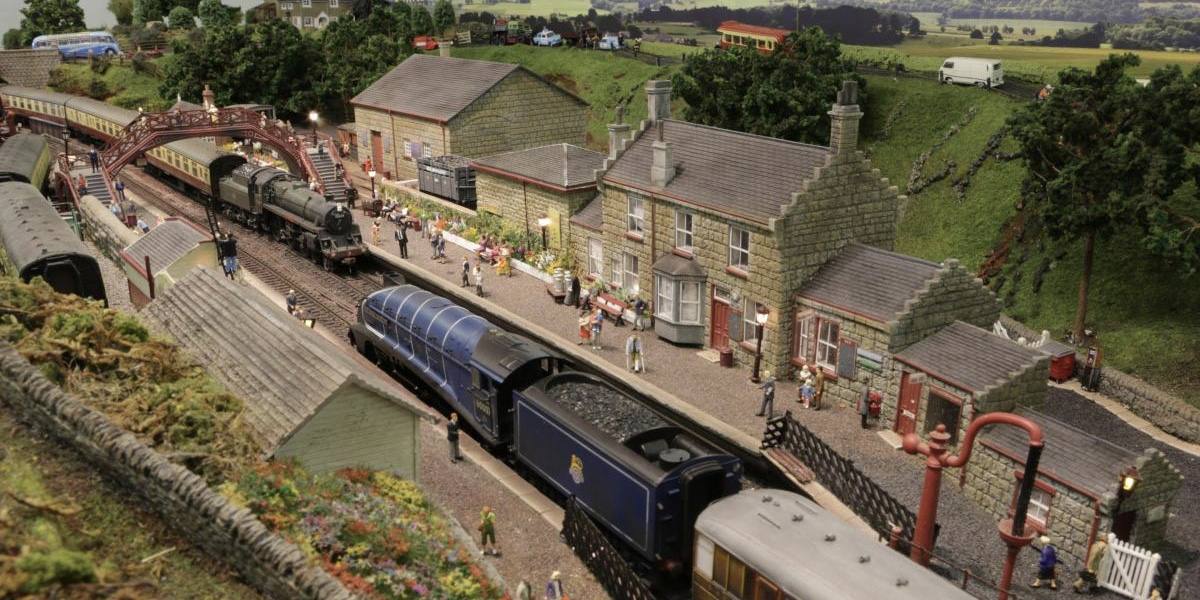 The famous Goathland Station